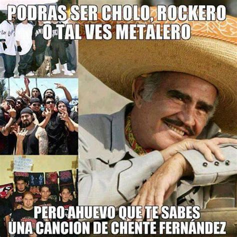 Vicente Fernandez Memes - 37 tweets that mexicans would understand