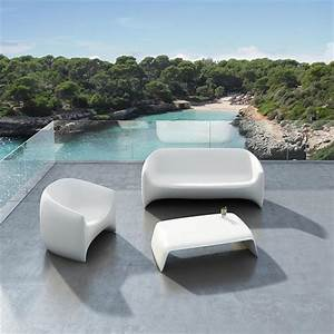 Table De Jardin Solde : table basse de jardin design blow sur cdc design ~ Teatrodelosmanantiales.com Idées de Décoration