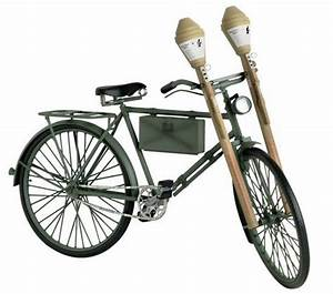 1:6 Dragon German Bicycle with Panzerfaust 60 - DR75031
