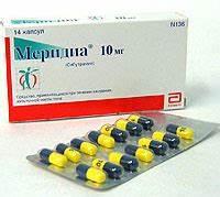 Препарат меридиа его аналоги для похудения