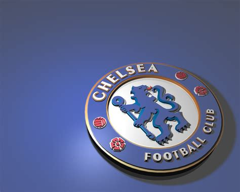 1001 WALLPAPER: Logo Chelsea F.C. (Chelsea Football Club ...