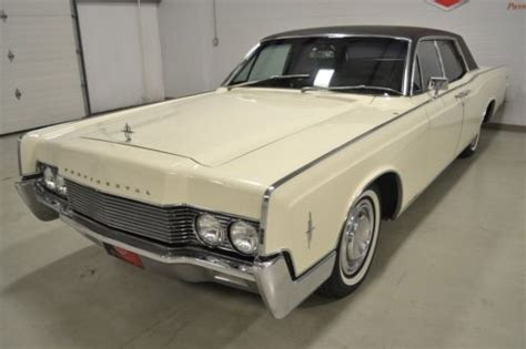 Buy Used 66 Lincoln Continental 462ci4v C6 Automatic