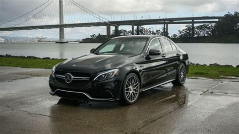 2018 Mercedes-amg C63 S Review
