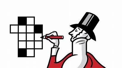 Crossword Clipart Yorker Weekend Puzzle Puzzles Cartoon
