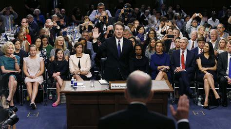 Kavanaugh Hearings Day 2: Senators' Questions To Take