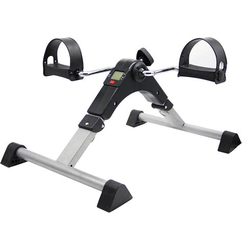 Hausse Folding Exercise Peddler Portable Pedal Exerciser ...