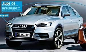 Nouveau Q3 Audi : nouvelle audi q3 nouvelle audi q3 restylage r ussi la nouvelle tribune nouvelle audi rs q3 ~ Medecine-chirurgie-esthetiques.com Avis de Voitures