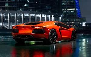 Lamborghini Aventador LP700 4 5 Wallpaper HD Car