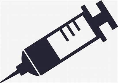 Needle Syringe Svg Clipart Medicine Cartoon Medical