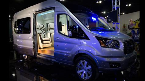 ultimate ford transit top gear