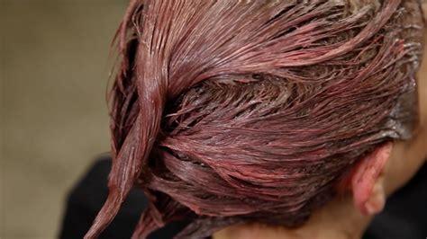 Rose & Copper- Hair Color Tutorial
