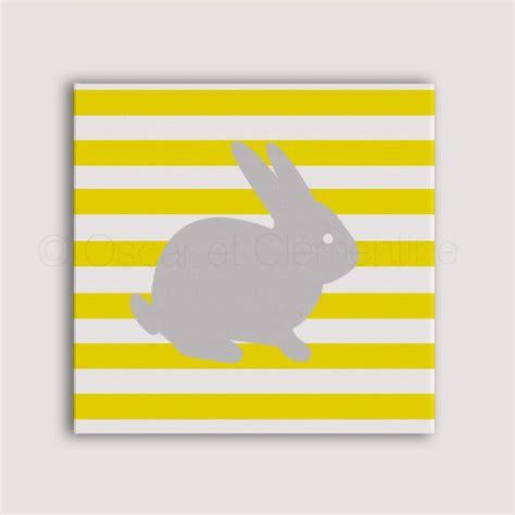 toile pour chambre bebe lapin peint 224 la toile tableau pour chambre d enfant b 233 b 233 les petites toiles oscar et