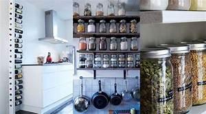 rangement cuisine 10 idees pour organiser sa cuisine With idée de rangement cuisine