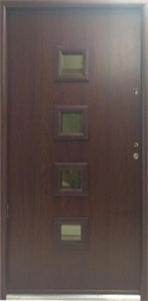 chicago steel modern exterior door  glass modern