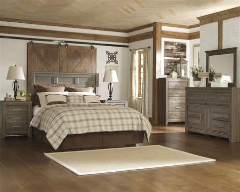 signature design by juararo bedroom