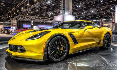 Chevrolet Corvette C7 Stingray Vs Porsche 911, Audi R8 And