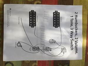 Wiring Diagram For Flying V