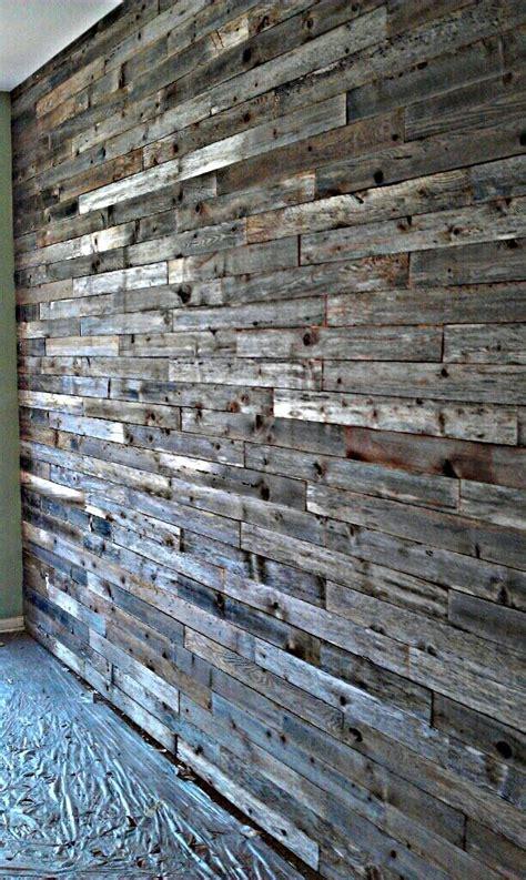 barn wood wall barn wood walls inside house myideasbedroom