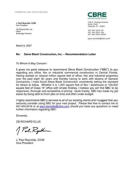 letter  recommendation  employment bravebtr