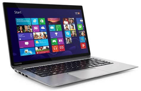 but ordinateur portable toshiba kirabook un ultrabook haut de gamme concurrent du macbook pro retina