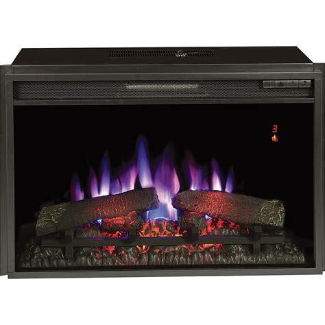 Chimney Free SpectraFire Plus Electric Fireplace Insert