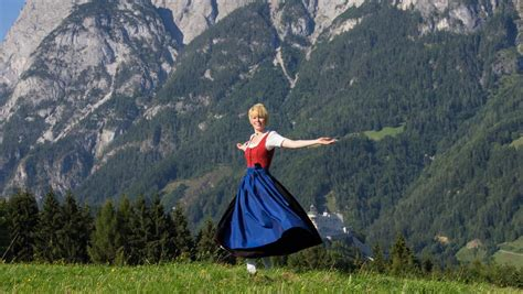 From the hohensalzburg fortress, the walk across the monchsberg hill is. Sound of Music walking trail opens in Salzburg, Austria ...