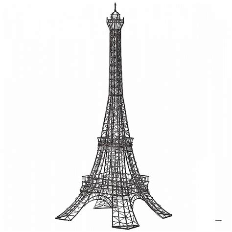 It's also a practical and popular decorating tool used by both diy and professional decorators. 15 Inspirations of Eiffel Tower Metal Wall Art