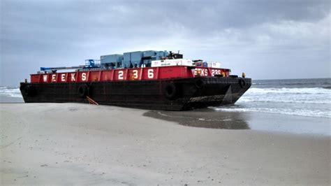 Tugboat And Barge by Dvids Images Tug And Barge Separate Barge Goes