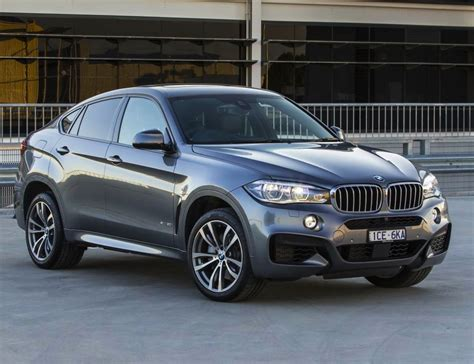 2015 Bmw X6 On Sale From 5,400, Xdrive50i Now 330kw