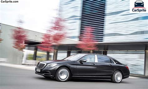 Mercedes Benz Maybach 2017 Prices And Specifications In