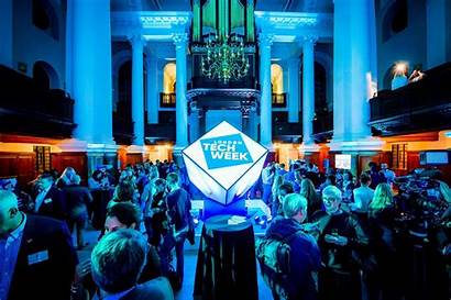 Tech Events London Week Technology Innovation Inspiration