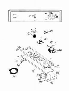 Maytag De7500 Dryer Parts