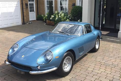I got that one because i had free insurance for it for two years, so it special thanks to chelsea captain john terry for taking the time to speak to us about his growing passion for classic cars. قائد فريق تشيلسي يشتري فيراري 275 GTB النادرة جداً | سعودي شفت
