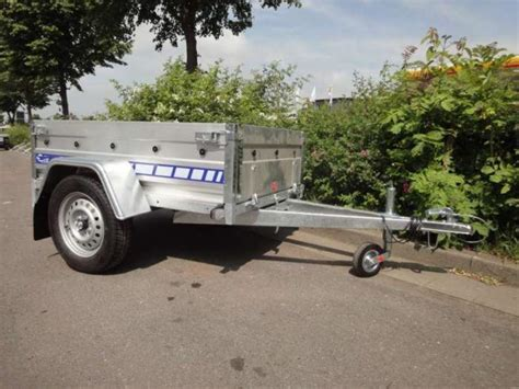 kleiner pkw anhänger auto kipp anh 228 nger pkw kipper anhaenger 750 kg