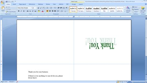 microsoft word recipe template shatterlioninfo