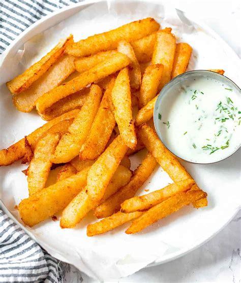 baked jicama fries healthier steps