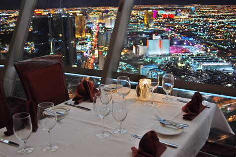 cuisine las vegas top of the restaurants in stratosphere las vegas