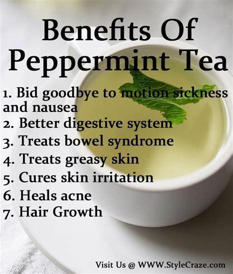 peppermint tea benefits benefits of peppermint tea raw ayurveda