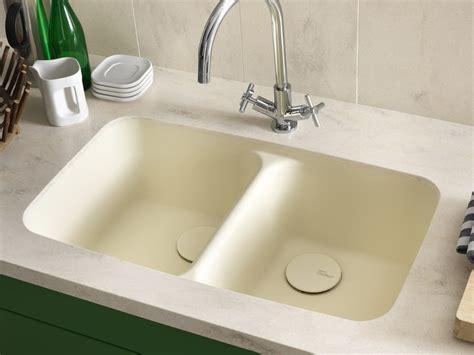 vasche corian lavello a 2 vasche sottotop in corian 174 corian 174 kitchen