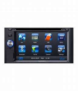 Blaupunkt Car Multimedia Las Vegas 530 Double Din Car