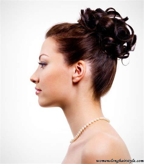 Updo cute easy hairstyles for long hair for prom