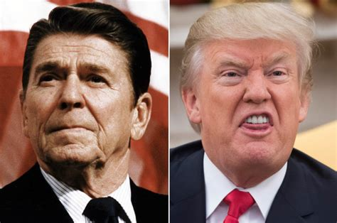 Ronald Reagan Would Be 'appalled' By Donald Trump