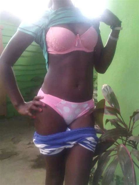 Year Old Ugly Nigerian Girl Post Her Nude On Facebook
