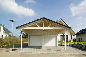 Doppelgarage Mit Satteldach : garage mit carport satteldach ~ Whattoseeinmadrid.com Haus und Dekorationen