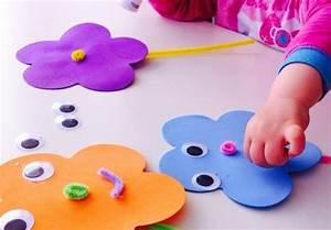 Activité Manuelle Enfant 3 Ans : activit manuelle facile 2 ans le sepa ~ Melissatoandfro.com Idées de Décoration