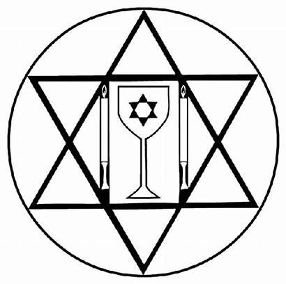 Rosh Hashanah Symbols Coloring Pages Jewish Crayola