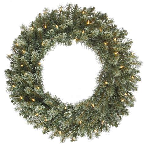 36 quot pre lit colorado blue spruce artificial christmas