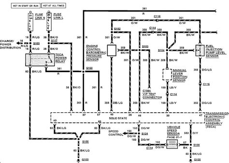 1992 Ford F 150 Vacuum Diagram by F150 Vacuum Diagram Wiring Diagram
