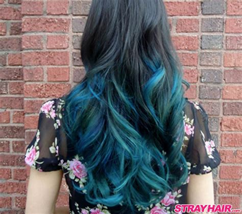 Amazing Aurora Borealis Hair Color Strayhair