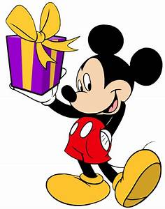 Minnie Mouse Birthday Clipart | Clipart Panda - Free ...